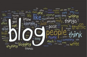 What is blogging in this tech savvy online marketing world?