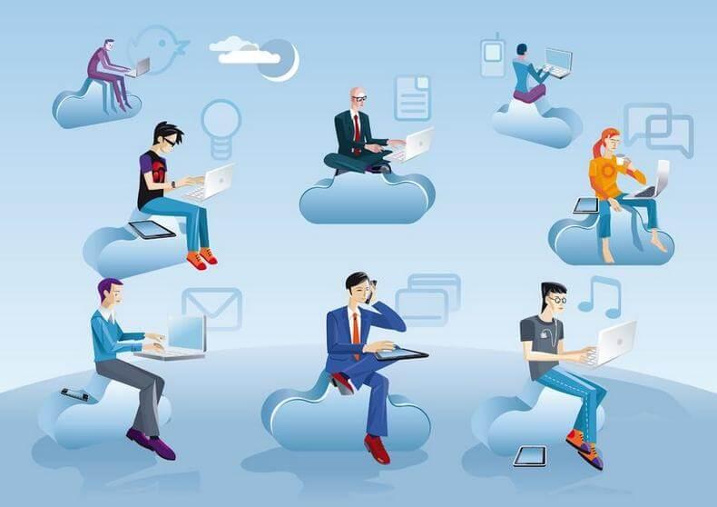 Top 5 benefits of cloud hosting