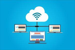 cloud computing illustrations